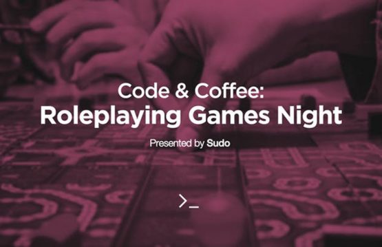 Code & Coffee: Roleplaying Games Night
