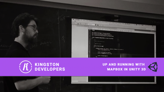 Mapbox in Unity 3D