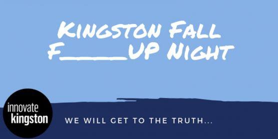 Kingston Fall F Up Night